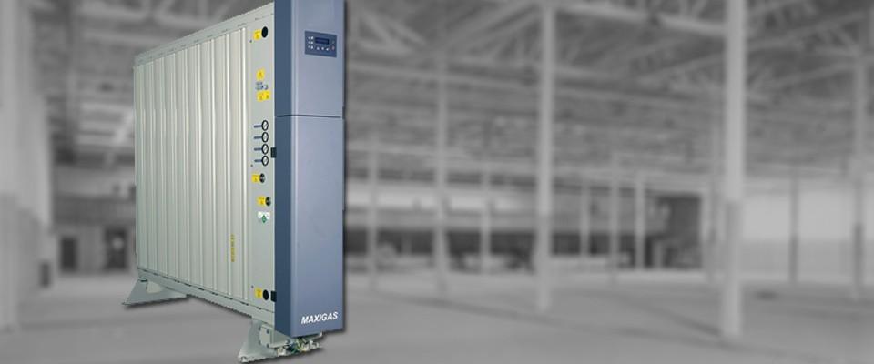 Maxigas Nitrogen Generator