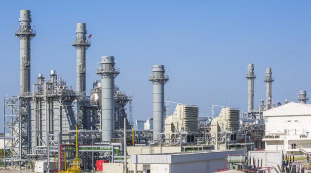 Texas Power Plant Generates own Nitrogen